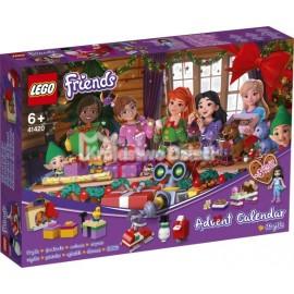 LEGO - FRIENDS - KALENDARZ ADWENTOWY - 41420