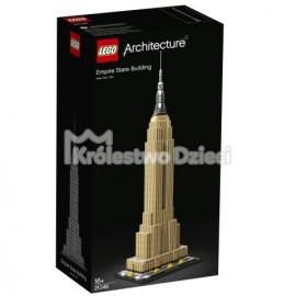 LEGO® - ARCHITECTURE - EMPIRE STATE BUILDING - 21046