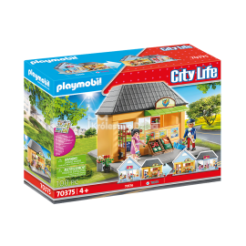 PLAYMOBIL - CITY LIFE - MÓJ SUPERMARKET - 70375