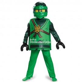 LEGO® - NINJAGO - KOSTIUM DELUXE - STRÓJ KAI - ROZMIAR M - WIEK 7+ - 98105L