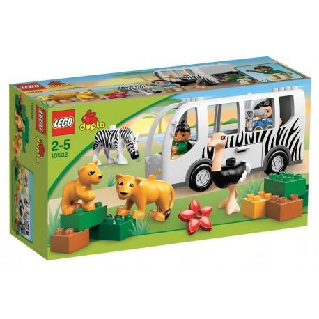 LEGO - DUPLO - AUTOBUS W ZOO - 10502