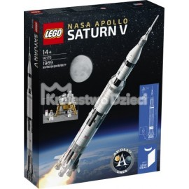 LEGO® - IDEAS - RAKIETA NASA APOLLO SATURN V - 92176