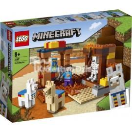 LEGO® - MINECRAFT™ - PUNKT HANDLOWY - 21167