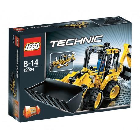 LEGO - TECHNIC - KOPARKO-ŁADOWARKA - 42004