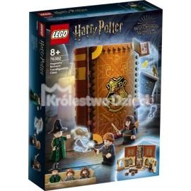 LEGO® - HARRY POTTER™ - CHWILE Z HOGWARTU: ZAJĘCIA Z TRANSFIGURACJI - 76382