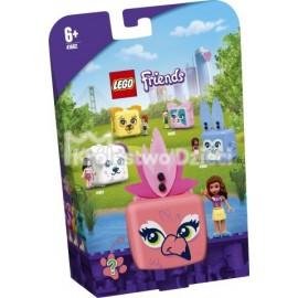 LEGO® - FRIENDS - KOSTKA OLIVII Z FLAMINGIEM - 41662