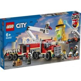 LEGO® - CITY - STRAŻACKA JEDNOSTKA DOWODZENIA - 60282