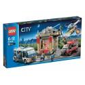 LEGO - CITY - WŁAMANIE DO MUZEUM - 60008