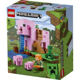 LEGO® - MINECRAFT™ - RAFA KORALOWA - 21164