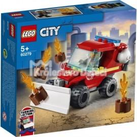 LEGO® - CITY - MAŁY WÓZ STRAŻACKI - 60279