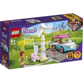 LEGO® - FRIENDS - SAMOCHÓD ELEKTRYCZNY OLIVII - 41443