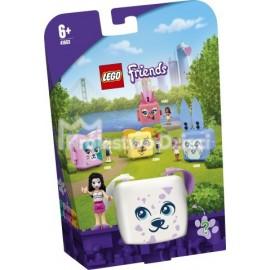 LEGO® - FRIENDS - KOSTKA EMMY Z DALMATYŃCZYKIEM - 41663