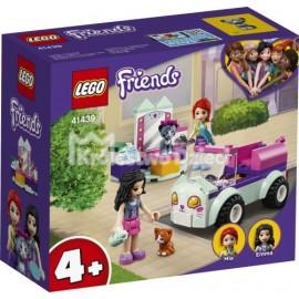 LEGO® - FRIENDS - SAMOCHÓD DO PIELĘGNACJI KOTÓW - 41439