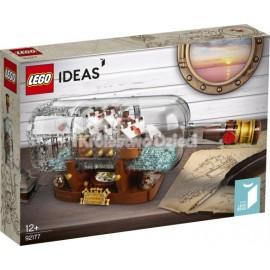 LEGO® - IDEAS - STATEK W BUTELCE - 92177