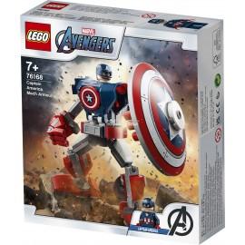 LEGO® - MARVEL AVENGERS - OPANCERZONY MECH KAPITANA AMERYKI - 76168