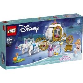 LEGO® - DISNEY PRINCESS™ - KRÓLEWSKI POWÓZ KOPCIUSZKA - 43192