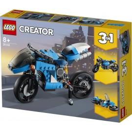 LEGO® - CREATOR - SUPERMOTOCYKL - 31114