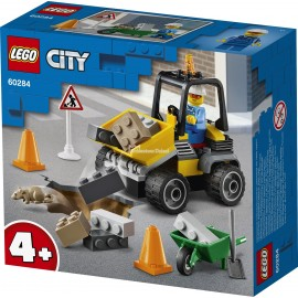 LEGO® - CITY - POJAZD DO ROBÓT DROGOWYCH - 60284