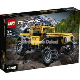 LEGO® - TECHNIC - JEEP® WRANGLER - 42122