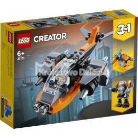 LEGO® - CREATOR - CYBERDRON - 3111
