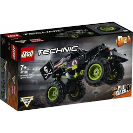 LEGO® - TECHNIC - MONSTER JAM GRAVE DIGGER - 42118