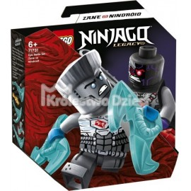 LEGO® - NINJAGO® - EPICKI ZESTAW BOJOWY ZANE KONTRA NINDROID - 71731