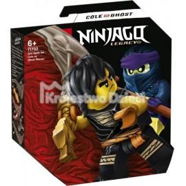 LEGO® - NINJAGO® - EPICKI ZESTAW BOJOWY - COLE KONTRA WOJOWNIK DUCH - 71733