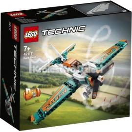 LEGO® - TECHNIC - SAMOLOT WYŚCIGOWY - 42117