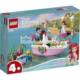 LEGO® - DISNEY PRINCESS™ - ŚWIĄTECZNA ŁÓDŹ ARIELKI - 43191