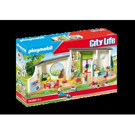 PLAYMOBIL - CITY LIFE - PRZEDSZKOLE TĘCZA - 70280