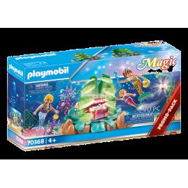 PLAYMOBIL - MAGIC - KORALOWY SALON SUKIENEK - 70368