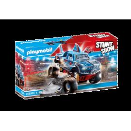 PLAYMOBIL - STUNTSHOW - POKAZ KASKADERSKI - MONSTER TRUCK REKIN - 70550