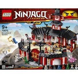 LEGO® - NINJAGO® - KLASZTOR SPINJITZU - 70670