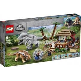 LEGO® - JURASSIC WORLD™ - INDOMINUS REX KONTRA ANKYLOZAUR - 75951