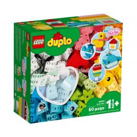 LEGO® - DUPLO® - PUDEŁKO Z SERDUSZKIEM - 10909