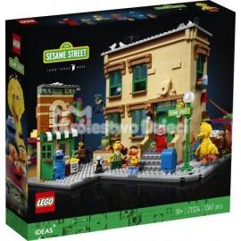 LEGO® - IDEAS - 123 ULICA SEZAMKOWA - 21324