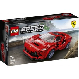 LEGO® - SPEED CHAMPIONS - FERRARI F8 TRIBUTO - 76895