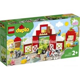 LEGO® - DUPLO® - STODOŁA TRAKTOR I ZWIERZĘTA GOSPODARSKIE - 10952