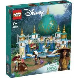 LEGO® - DISNEY™ - RAYA I PAŁAC SERCA - 43181