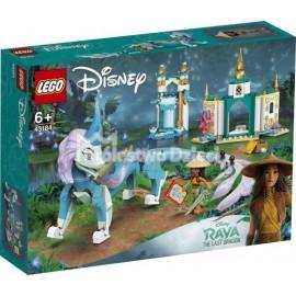 LEGO® - DISNEY™ - RAYA I SMOK SISU - 43184