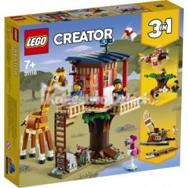 LEGO® - CREATOR - DOMEK NA DRZEWIE NA SAFARI - 31116