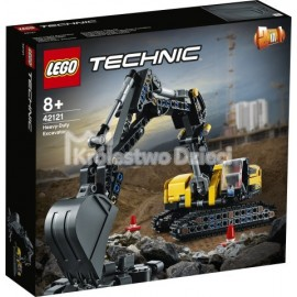 LEGO® - TECHNIC - WYTRZYMAŁA KOPARKA - 42121