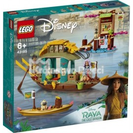 LEGO® - DISNEY™ - ŁÓDŹ BOUNA - 43185