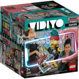 LEGO® - VIDIYO™ - PUNK PIRATE BEATBOX - 43103