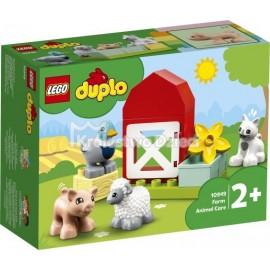 LEGO® - DUPLO® - ZWIERZĘTA GOSPODARSKIE - 10949