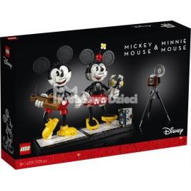 LEGO® - DISNEY™ - MYSZKA MIKI I MYSZKA MINNIE DO ZBUDOWANIA - 43179