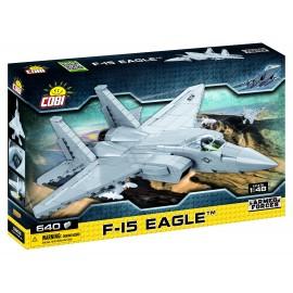 COBI - ARMED FORCES - F-15 EAGLE - AMERYKAŃSKI MYŚLIWIEC - 5803