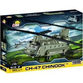 COBI - ARMED FORCES - CH-47 CHINOOK - ŚMIGŁOWIEC WOJSKOWY - 5807
