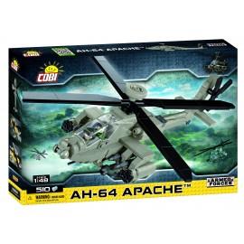 COBI - ARMED FORCES - AH-64 APACHE - ŚMIGŁOWIEC - 5808
