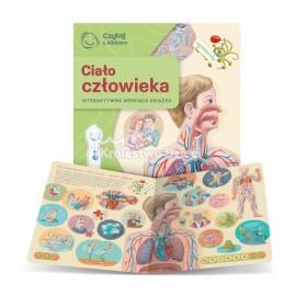ALBI - CZYTAJ Z ALBIKIEM - KSIĄŻKA - CIAŁO CZŁOWIEKA - 74639